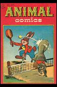 Animal Comics 22-A