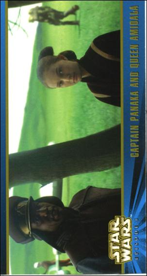 Star Wars: Episode I Widevision: Series 2 (Base Set) 6-A by Topps