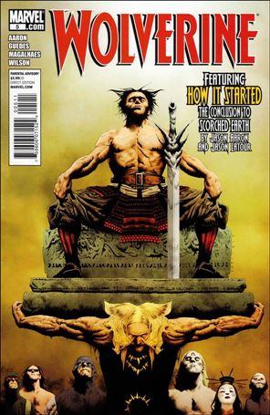 Wolverine (2010) 5-A