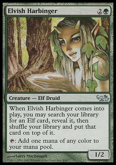 Magic the Gathering: Duel Decks: Elves vs. Goblins (Base Set)4-A by Wizards of the Coast