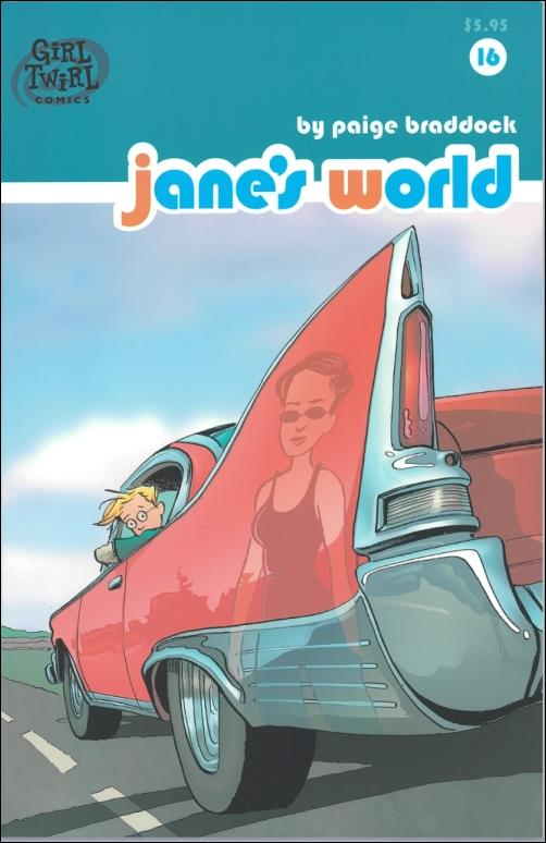 Jane's World 16-A by Girl Twirl