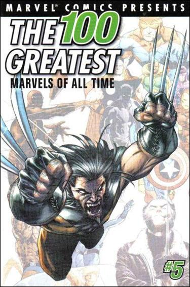 100 Greatest Marvels of All Time 6-A by Marvel