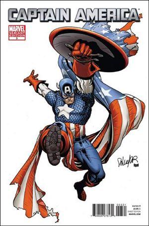 Captain America (2011) 3-B