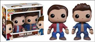 POP! Television (Box Sets) Sam & Dean