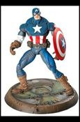 Marvel Legends (Series 8) Classic Captain America (Grey Stripe) (Canada)