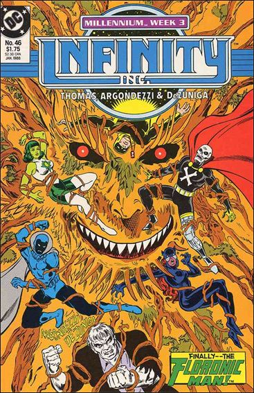 Infinity Inc. (1984) 46-A by DC
