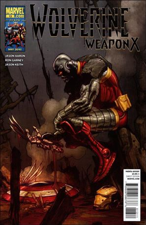 Wolverine: Weapon X 13-A