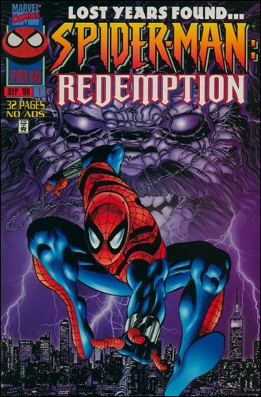 Spider-Man: Redemption 1-A by Marvel