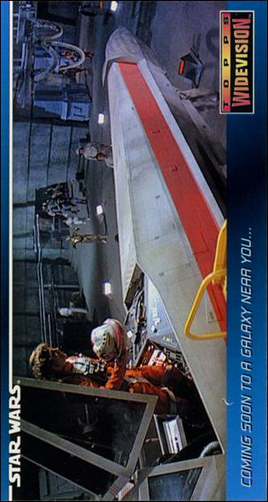 Star Wars Widevision (Promo) 00-A by Topps