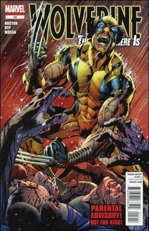 Wolverine: The Best There Is 12-A