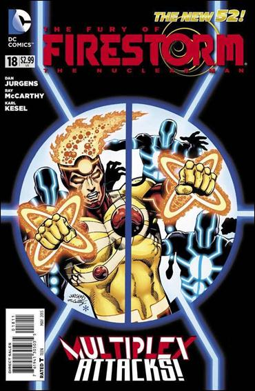 Fury of Firestorm: The Nuclear Man 18-A by DC