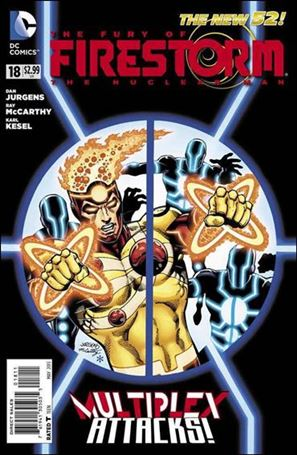 Fury of Firestorm: The Nuclear Man 18-A