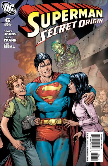 Superman: Secret Origin 6-A by DC