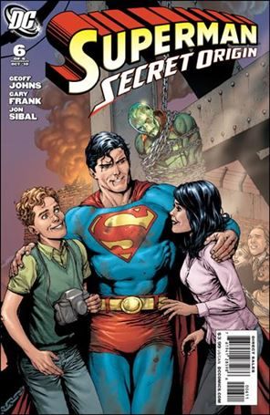 Superman: Secret Origin 6-A