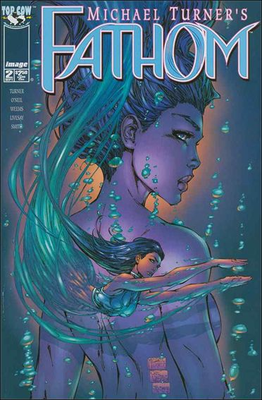 Fathom (1998) 2-A by Top Cow