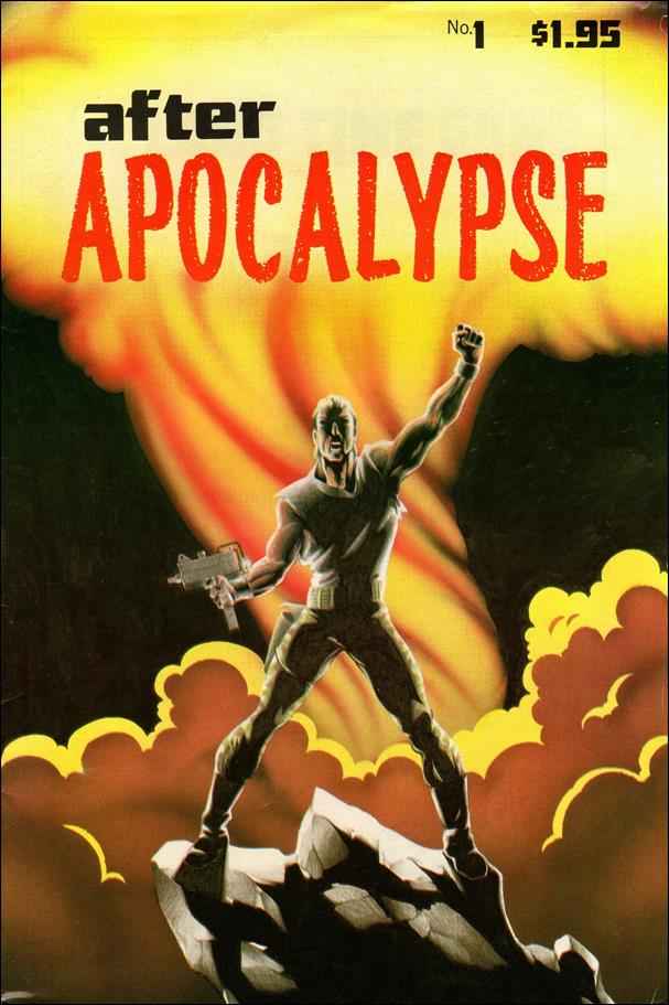 After Apocalypse 1-A by Paragraphics