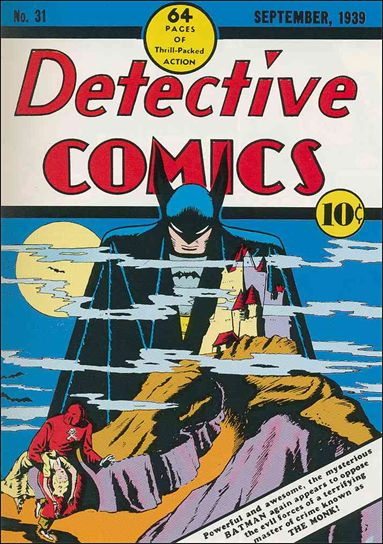 Detective Comics (1937) 31-A by DC
