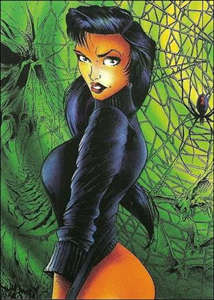 Widow Special Edition Collector's Card Set (Base Set) 18-A