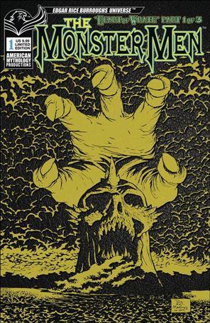 Monster Men: Heart of Wrath 1-C