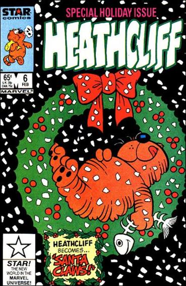 Heathcliff 6-A by Star