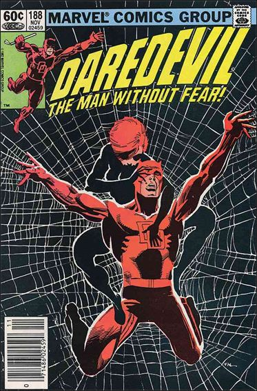 Daredevil (1964) 188-A by Marvel