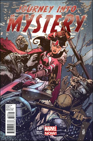 Journey into Mystery (1952) 648-B by Marvel