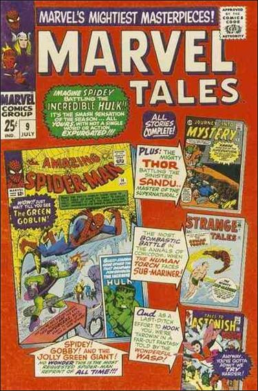 Marvel Tales (1966) 9-A by Marvel
