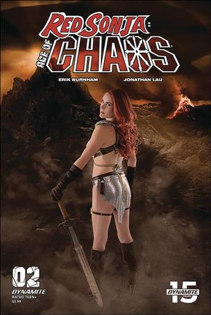 Red Sonja: Age of Chaos 2-E