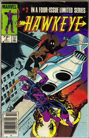 Hawkeye (1983) 2-B by Marvel