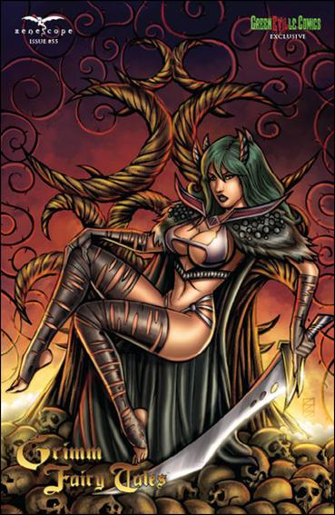 Grimm Fairy Tales 55-D by Zenescope Entertainment