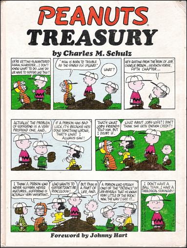 Peanuts Treasury 1-A by Holt, Rinehart and Winston