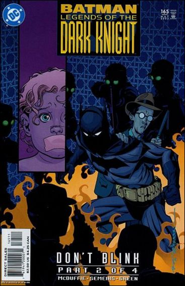 Batman: Legends of the Dark Knight 165-A by DC