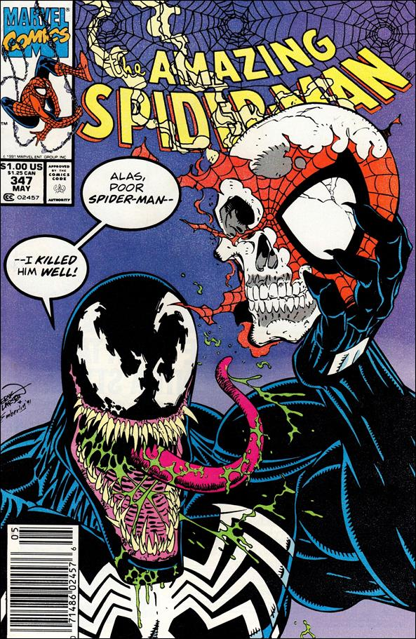 Amazing Spider-Man (1963) 347-A by Marvel