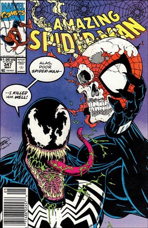 Amazing Spider-Man (1963) 347-A
