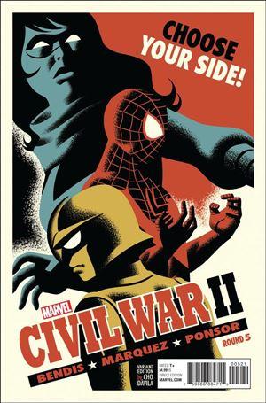 Civil War II 5-B