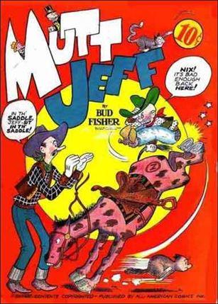 Mutt & Jeff 3-A