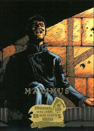2008 Marvel Masterpieces: Series 3 (Base Set) 26-A by SkyBox