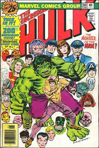 Incredible Hulk (1968) 200-A by Marvel