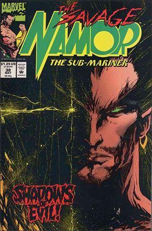 Namor, The Sub-Mariner 38-A