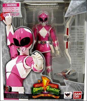 Mighty Morphin Power Rangers (S.H.Figuarts) Pink Ranger