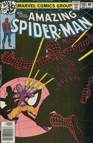 Amazing Spider-Man (1963) 188-A by Marvel
