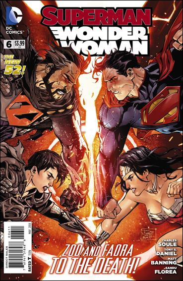 Superman/Wonder Woman (2013/12) 6-A by DC