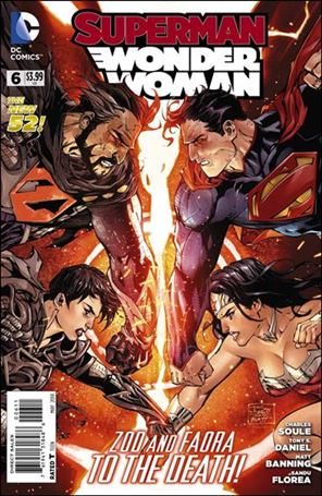 Superman/Wonder Woman 6-A