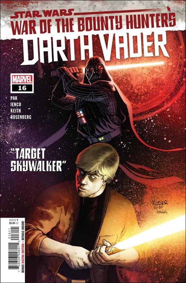 Star Wars: Darth Vader 16-A by Marvel