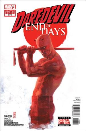 Daredevil: End of Days 8-A