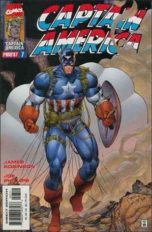 Captain America (1996) 7-A