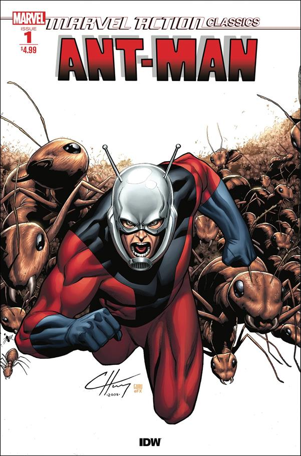 Marvel Action Classics: Ant-Man  1-A by IDW
