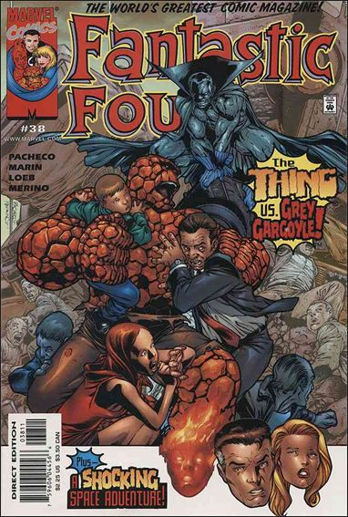 Fantastic Four (1998) 38-A by Marvel