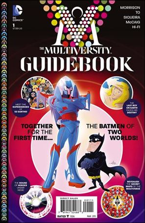 Multiversity Guidebook 1-A
