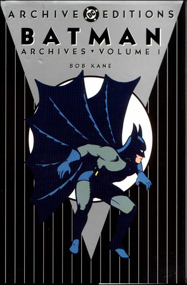 Batman Archives 1-A by DC